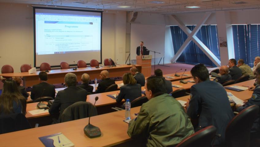 Семинар за гражданско военно сътрудничество се проведе в BULATSA