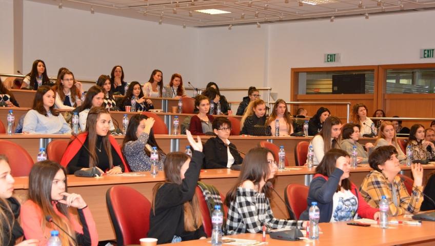 Повече от 60 момичета участваха в GIRLS' DAY в BULATSA