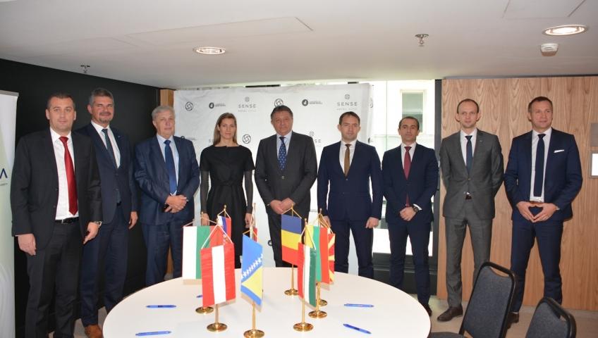 Среща на изпълнителните директори на Gate One в София издига сътрудничеството между водещите ДАНО в региона на следващото ниво.