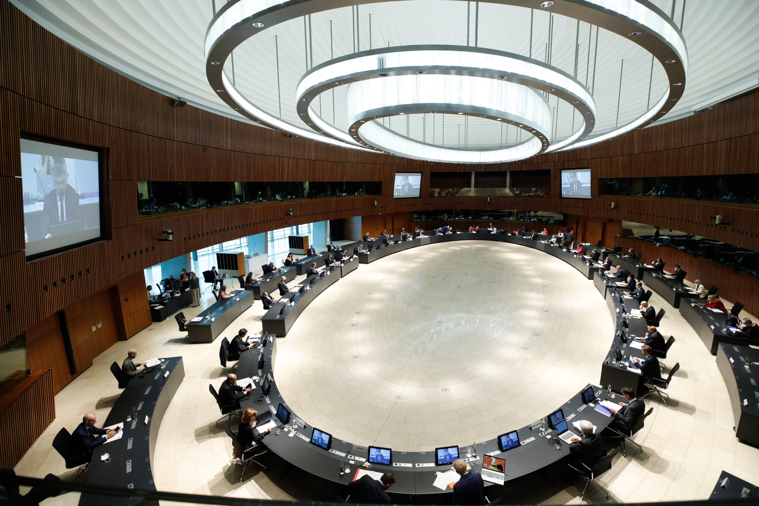 The EU Council reached an agreement on air traffic management reform